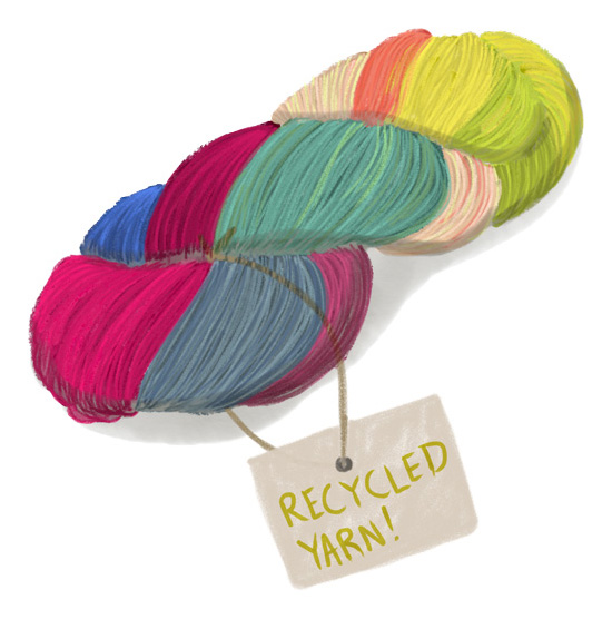 Unraveling Club Get yarn from sweaters! - Unraveling Club